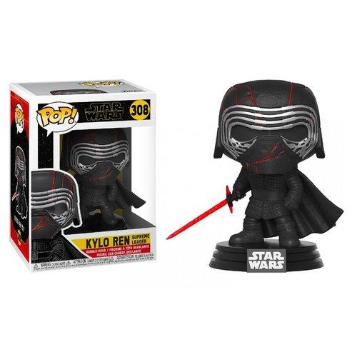 Star Wars Funko Pop - Kylo Ren -  No 308 - SALE