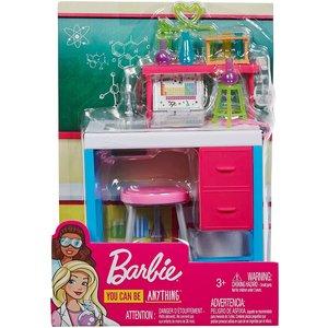 Barbie Science Lab Playset*