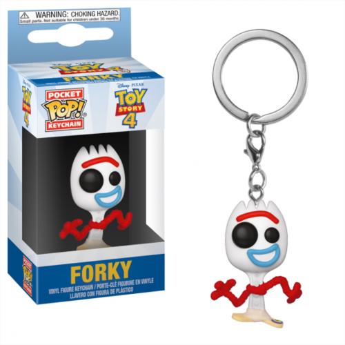 Toy Story Funko Pocket Keychain - Forky