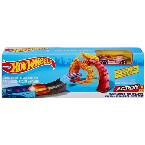 Hot Wheels Flame Jumper
