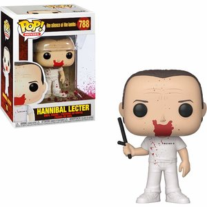 The Silence of The Lambs Funko Pop - Hannibal Lecter - No.788
