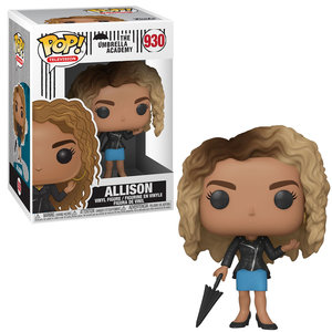The Umbrella Academy Funko Pop  - Allison-No 930