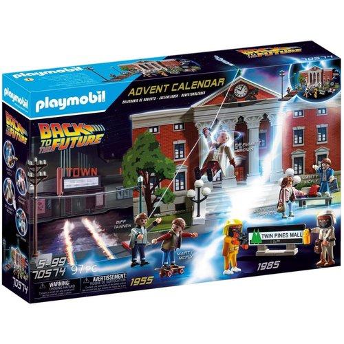 Playmobil 70574 - Adventskalender Back to the Future
