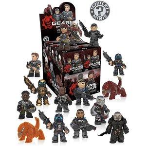 Gears of War Funko Mystery Minis - Gears of War