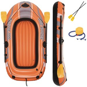 Bestway Kondor 2000 Set Opblaasboot