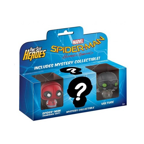 Spider- Man Funko -  Pint Size Heroes - Mystery Collectible Spider-man Pack  - SALE
