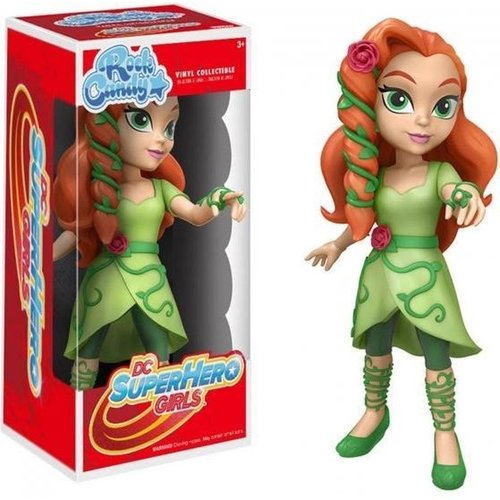 DC Superhero Girls Funko Rock Candy - Poison Ivy