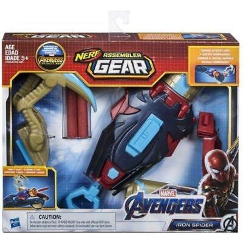 Nerf Assembler Gear - Iron Spider