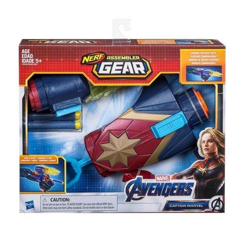 Nerf Assembler Gear - Captain Marvel