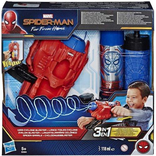 Marvel Spider-Man Movie Web Cyclone - Blaster