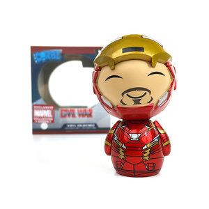 Marvel Avengers Funko Dorbz - Iron Man (Unmasked)  - no 128