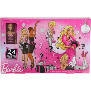 Barbie Barbie Advent Calender