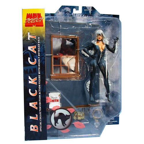 Marvel Black Cat  - SALE
