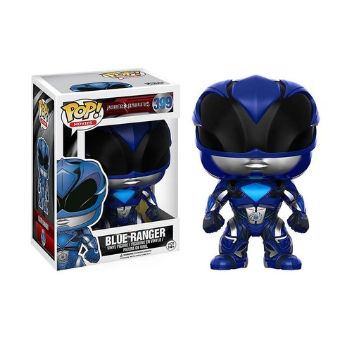 Power Rangers Funko Pop - Blue Ranger - No 399 - SALE