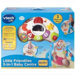 VTech Little Friendlies 3-in-1 Baby Centre - SALE
