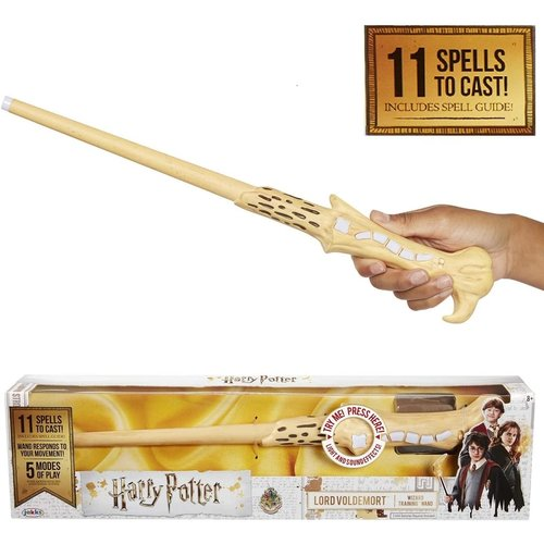 Harry Potter Wizard Training Wand - Lord Voldemort