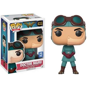 Wonder Woman Funko Pop - Doctor Maru - No 433