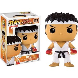 Streetfighter Funko Pop - Ryu - No. 137