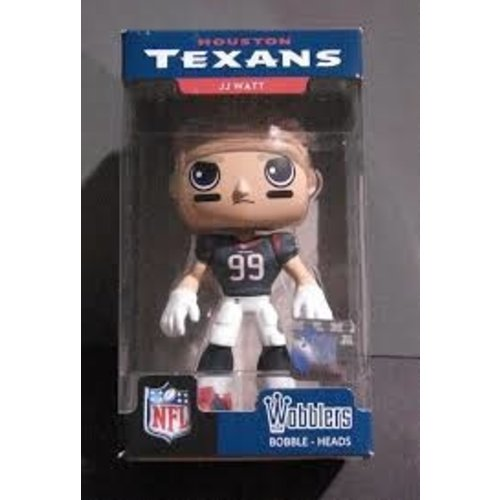 NFL Houston Texas Funko Wobblers - JJ Watt - SALE