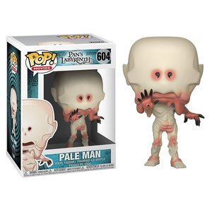 Pan's Labyrinth Funko Pop - Pale Man - No 604