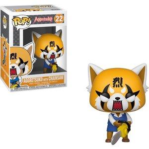 Aggretsuko Funko Pop - Aggretsuko with Chainsaw - No 22