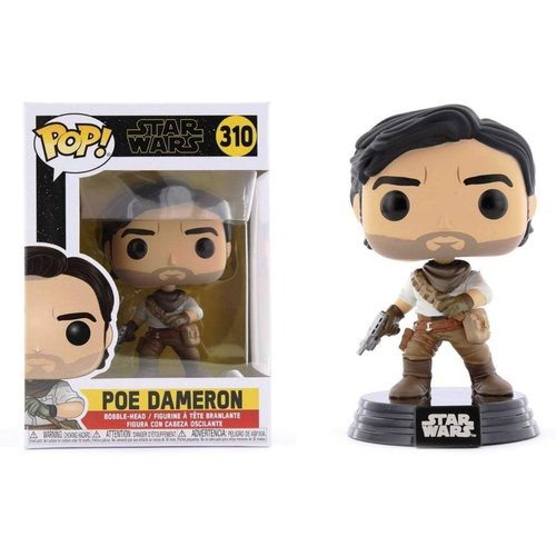 Star Wars Funko Pop - Poe Dameron - No 310