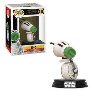 Star Wars Funko Pop - D-0 - No 312