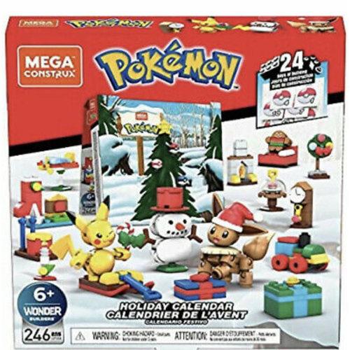 Pokemon Holiday Advent Calendar