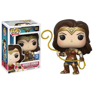 Justice League Funko Pop - Wonder Woman - No 181