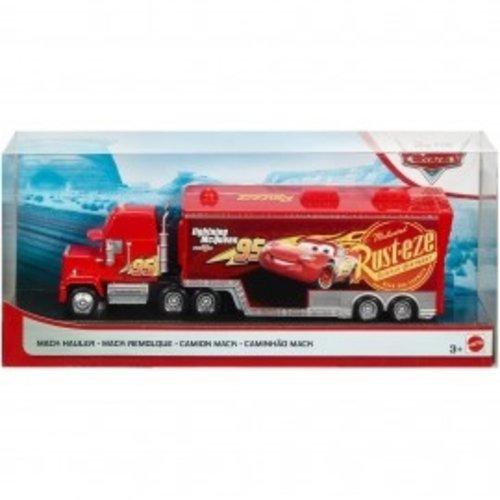 Disney Cars Mack Hauler Lightning McQueen
