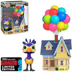 Disney Pixar Up Kevin with Up House - Special 2019 Fall Convention Edition