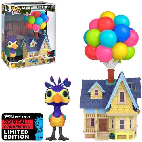Disney Pixar Up Kevin with Up House - Speciale 2019 Fall Convention Editie