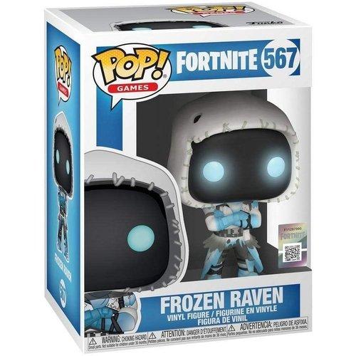 Fortnite Funko Pop - Frozen Raven - No 567