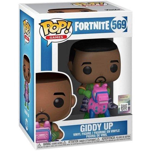 Fortnite Funko Pop - Giddy Up - No 569