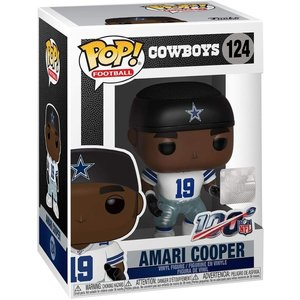 Cowboys Funko Pop - Amari Cooper - No 124