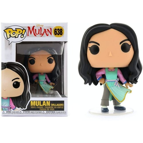 Mulan Funko Pop-Mulan - (Villager) - No 638