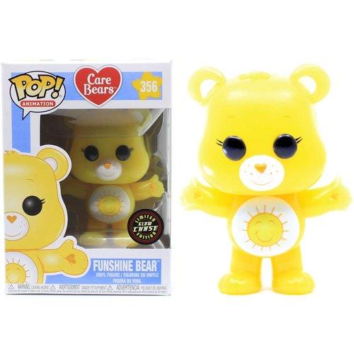 Care Bears Funko Pop - Funshine Bear - No 356 - CHASE