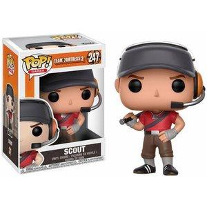 Team Fortress 2 Funko Pop - Scout - No 247 - SALE