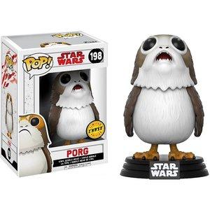 Star Wars Funko Pop - Porg - No 198 - CHASE - SALE