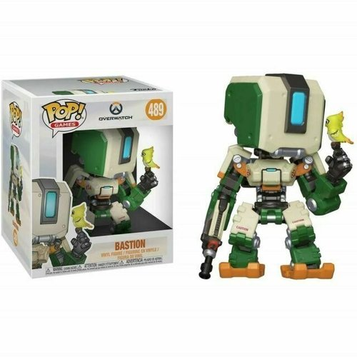 Overwatch Funko Pop - Bastion - No 489 - SALE