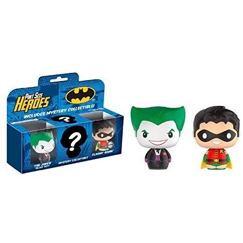 DC Comics Funko -  Pint Size Heroes - Mystery Collectible Batman Pack - SALE