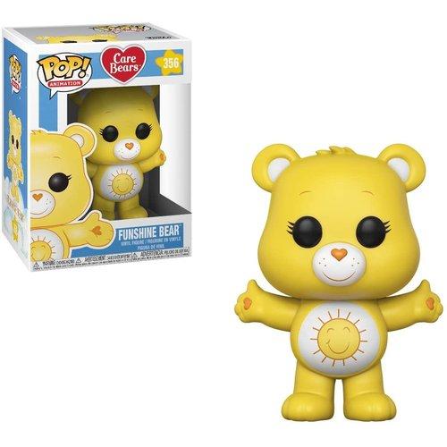 Care Bears Funko Pop - Funshine Bear - No 356 - SALE