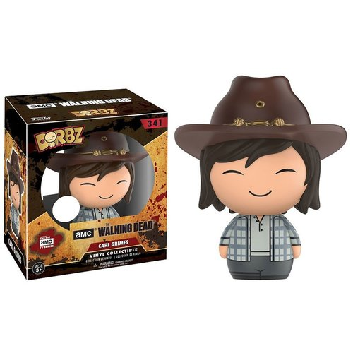 The Walking Dead Funko Dorbz - Carl Grimes - No. 341 - SALE