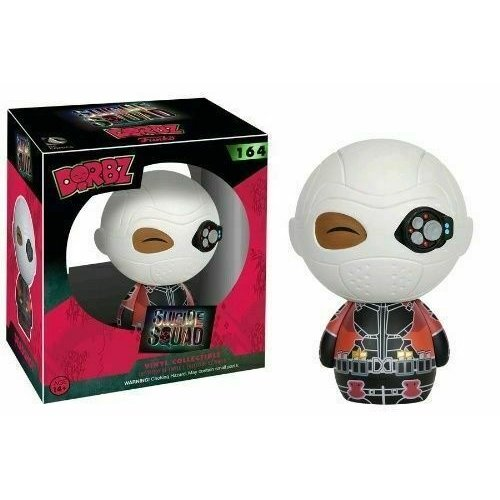 DC Comics Funko Dorbz - Deadshot - No 164 - SALE
