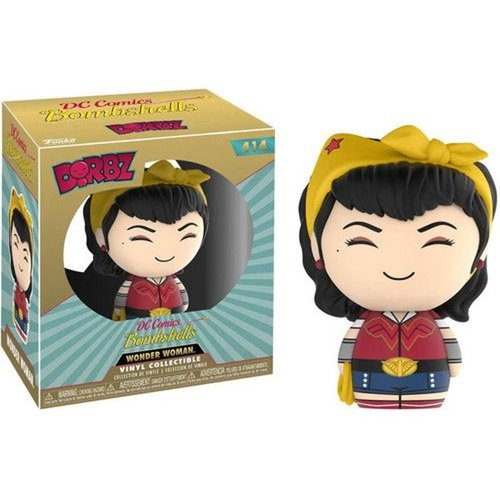 Marvel Funko Dorbz - Wonder Woman - No 414 - SALE