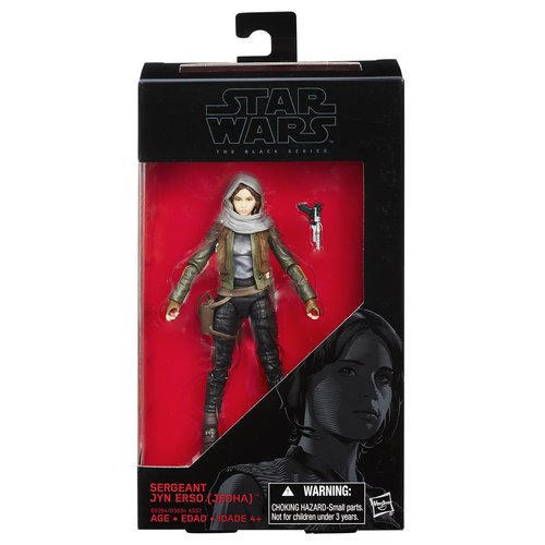 "Star Wars The Black Series - Sergeant Jyn Erso (""Jedha"") - SALE"