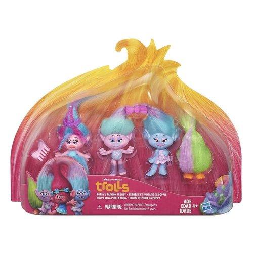 Trolls Poppy's Fashion Vrienden - SALE