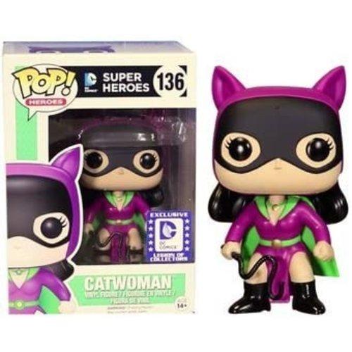 DC Comics Funko Pop - Catwoman - No 136