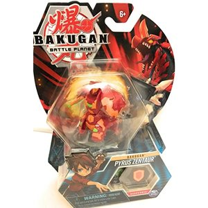 Bakugan Battle Brawlers - Pyrus Zentaur