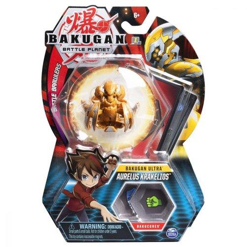 Bakugan Battle Brawlers - Aurelus Krakelios Ultra